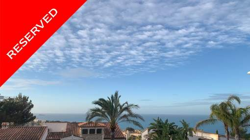 Seaview plot in Nova Santa Ponsa