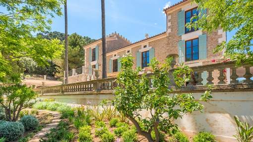 Emblematic country estate in Valldemossa