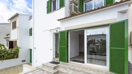 Renovated townhouse in good location in Portals Nous in the southwest of Mallorca