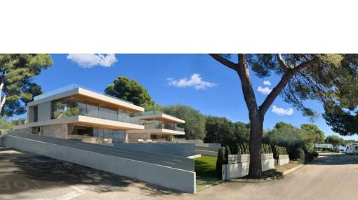 Project due for completion in 2020 for sale in Alcanada, Alcúdia, Mallorca