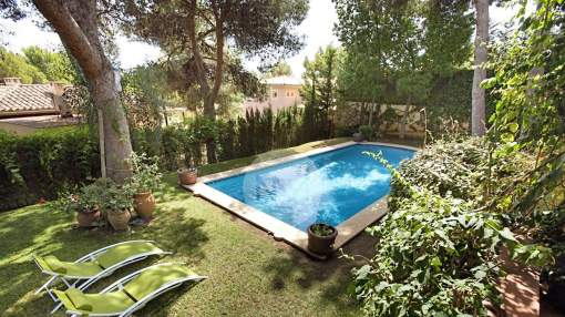 A beautiful villa with lots of character in Bendinat