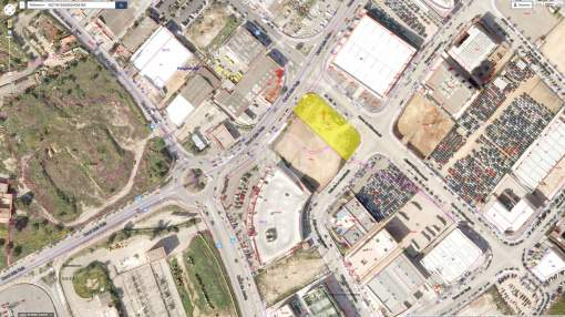 Commercial plot close to motorway in Can Valero, Palma de Majorca