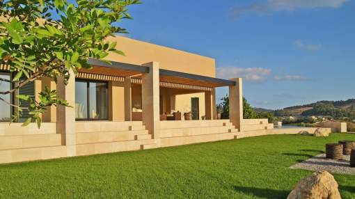 Villa in Son Macia with panoramic view
