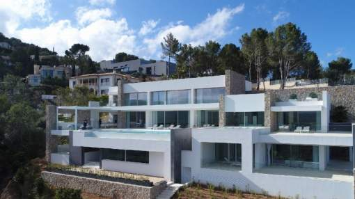 Fabulous villa in Son Vida with fantastic views