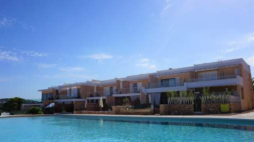 Stunning Front Line Detached House In Cala Tarida