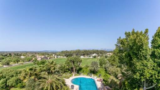 Rural-tourism property in Lloret de Vistalegre: a true oasis in the heart of the island