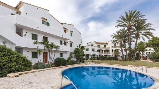 Feel-good guaranty in Cala Santanyi - stylish, completely renovated apartment close to the beach