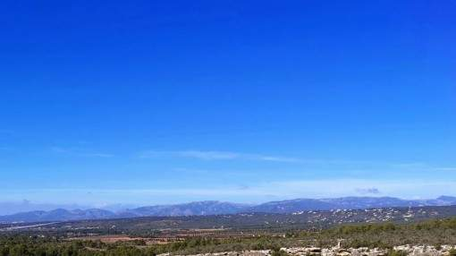 Building plot with panoramic views in Son Gual
