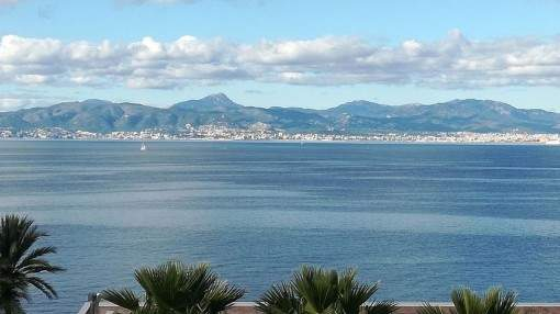 Apartment in Bellavista with enchanting views over the bay of Palma