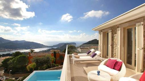 Bellevue Mar: spacious luxury villa with holiday rental licence